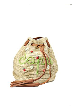Shoulder Bag for baby girl La Bottega delle Idee | 31 | BORSA ZAINOVERDE