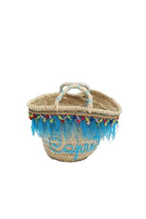 Straw bag for baby girl  La Bottega delle Idee | 31 | MARABU