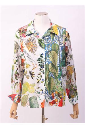 Pure silk blouse  Laboratorio Capri | 6 | BLUSAAUTOCTONE