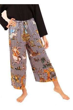 Silk pants  Laboratorio Capri | 9 | PILACCIOBLUETTE