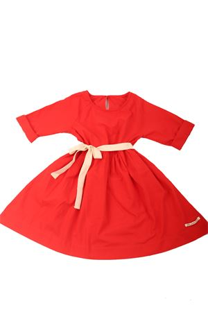 Red dress for baby girl  Little creative factory | 5032262 | LCF61ROSSO