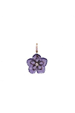 Purple flower pendant  Mediterranee Passioni | 5032249 | AL343VIOLA