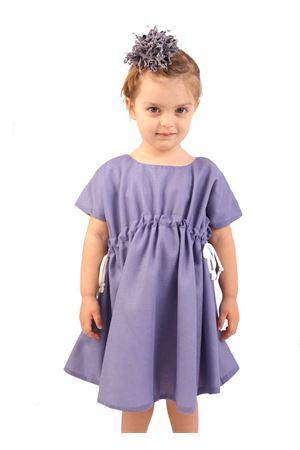 Orimusi purple cotton dress Orimusi | 5032262 | ORI510VIOLA