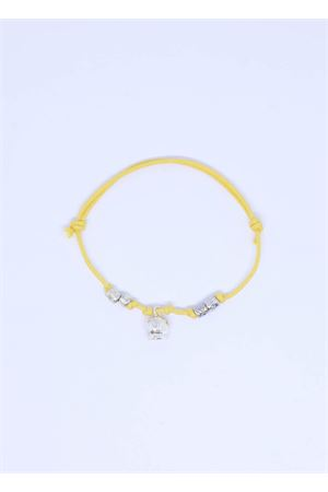 Yellow bracelet with capri bell  Pierino Jewels | 36 | 3020GIALLO
