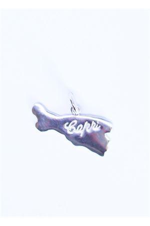 Ciondolo a forma di isola di Capri in argento Pierino Jewels | 5032249 | 4004ARGENTO