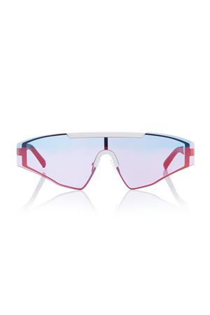 White and pyrple flash Vincent sunglasses Spektre | 53 | VINCENTWHITE