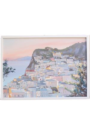 Capri by night painting  Antonio Palomba | 20000003 | CENTRODICAPRI50X70