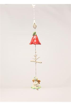 Composizione con campanella angelo e fiore Capri Bell | 20000008 | 20104641ROSSO