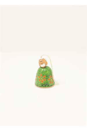 Campanella di capri verde con coccinella Capri Bell | 20000008 | 20110673VERDE