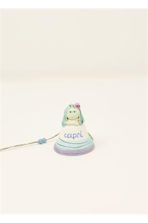 campanella con sirena Capri Bell | 20000008 | 20122393AZZURRA
