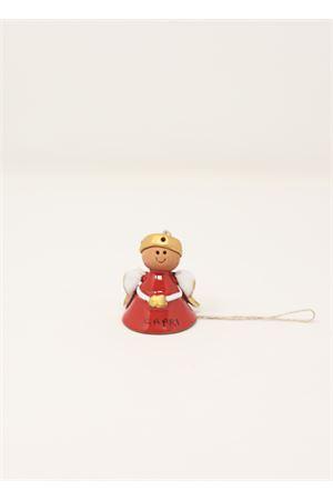 Campanella in ceramica a forma di angelo Capri Bell | 20000008 | 20123826ROSSO