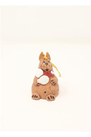 Squirrel shaped ceramic bell  Capri Bell | 20000008 | 201246705SNATALIZIO