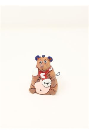 Ceramic bell Bear shaped Capri Bell | 20000008 | 20124670ORSONATALIZIO