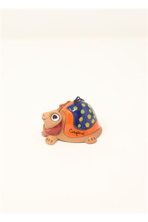 Turtle shaped ceramic bell  Capri Bell | 20000008 | 20124670TARTANATALIZIA