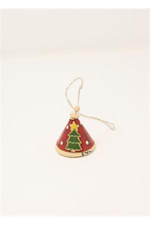 Campanella decorazione con albero di Natale Capri Bell | 20000008 | 20125431ALBERO