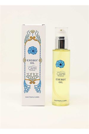 Energizing moisturing oil with lemon fragrance  Capri Breeze | 20000042 | SENSUAL OILLIMONE