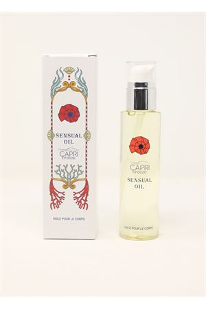 Body Oil with pepper, ylang ylang and grapefruit  Capri Breeze | 20000042 | SENSUAL OILPEPE
