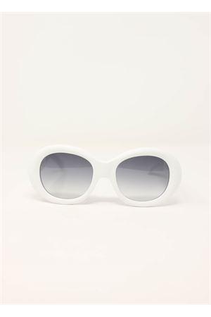 Occhiali da sole da donna stile vintage Capri People | 53 | 9030BIANCO