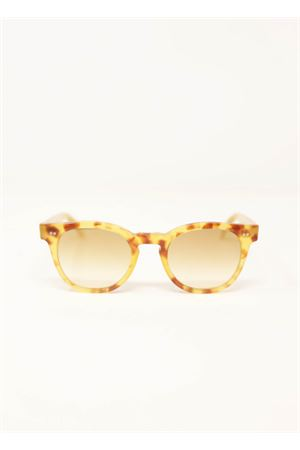 Spotted frame sunglasses with mirrored lenses Capri People | 53 | MAREMIELE