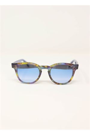 Multicolor sunglasses with blue frame  Capri People | 53 | MAREMULTI