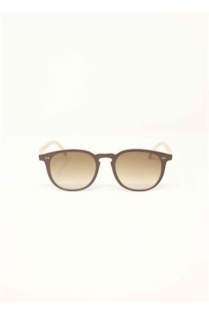 Brown frame handmade sunglasses  Capri People | 53 | TIBERIOMARRONE