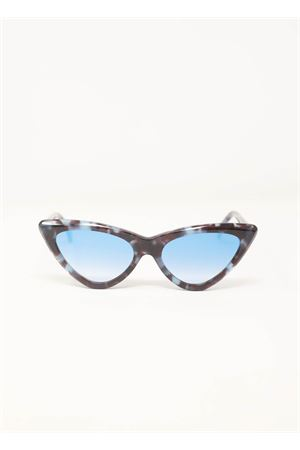 Cat eye style mirrored sunglasses  Capri People | 53 | VALERYNLUMULTI