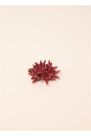 red ceramic sea anemone  Ceramicapri | 5032239 | ANEMONEROSSO