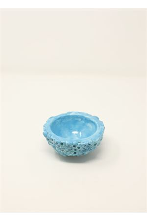 Blue ceramic small bowl  Ceramicapri | 20000026 | CIOTOLAXSCELESTE