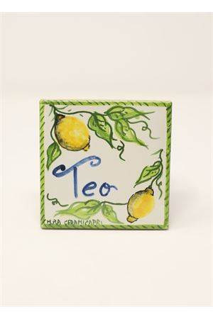 Customizable ceramic placeholder tile  Ceramicapri | 20000026 | SEGNAPOSTOLIMONI