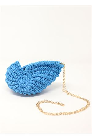 Shell-shaped crochet bag  Ceramicapri | 31 | SHELLBAGTURCHESE