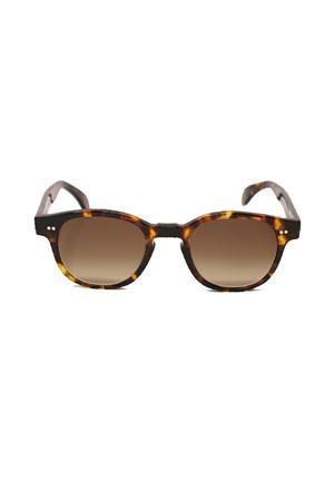 occhiali da sole tartarugato unisex Cimmino Lab | 53 | CASAROSSATARTARUGATOMARRONE