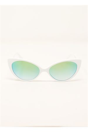white Cat eye model sunglasses Cimmino Lab | 53 | GRADOLABIANCO
