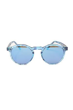 unisex blue capri sunglasses Cimmino Lab | 53 | MARINAGRANDEBLUCAPRI