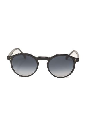 black unisex sunglasses Cimmino Lab | 53 | MARINAGRANDENERO