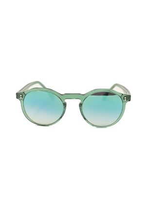 green unisex sunglasses Cimmino Lab | 53 | MARINAGRANDEVERDE
