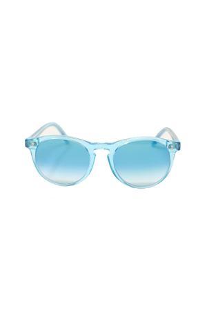 light blue children sunglasses with anti-reflective lenses Cimmino Lab | 53 | SOLAROKIDSAZZURROACQUA