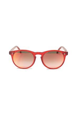 red children sunglasses with anti-reflective lenses Cimmino Lab | 53 | SOLAROKIDSROSSO