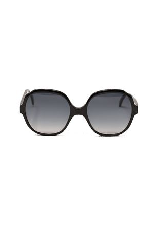 Black oversize sunglasses Cimmino Lab | 53 | TRAGARANERO