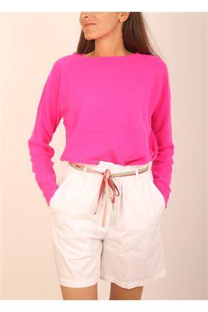 High -waisted white shorts  Colori Di Capri | 30 | SHORTMAXIBIANCO