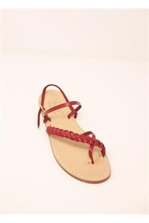 Handmade Capri sandals  Cuccurullo | 5032256 | DITOTRECCIABORDEAUX