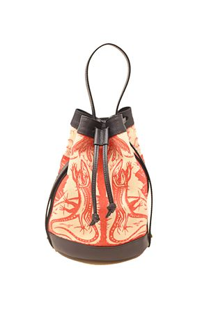 Drawsting bag from Eco Capri  Eco Capri | 31 | BSKLZRDBLNAVY