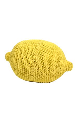 Lemon-shaped cushion Eco Capri | 5032252 | ROLMNA04XLLEMON