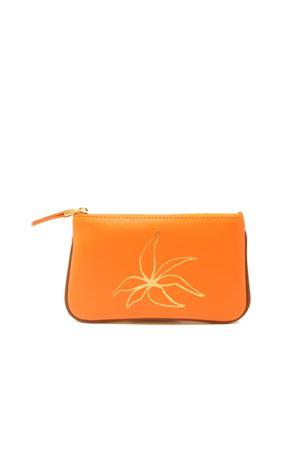 Small zipper pochette with agave  Eco Capri | 63 | ZIPORNAGAVE