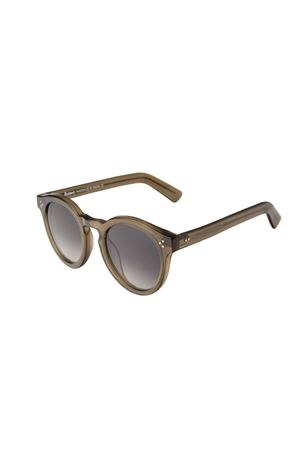 occhiali sa dole artigianali da donna Illesteva | 53 | LEONARDIIOLIVEGREEN