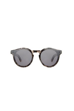 Illesteva sunglasses two pint one sunglasses model  Illesteva | 53 | TWOPOINTONESUNGLASSESWHITETORTOISE