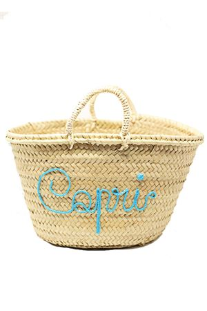 Big straw bag  Capri  La Bottega delle Idee | 31 | BORSACAPRIPAGLIASTRAWXXL