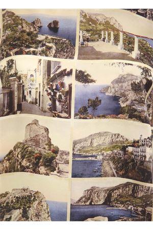 gonna kilt in pura seta a fantasia cartoline di capri Laboratorio Capri | 15 | CALLESCARTOLINE