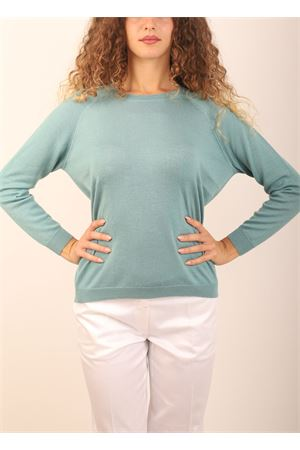 Light blue cashmere sweater Laboratorio Capri | 7 | FELPAVACQUA32117