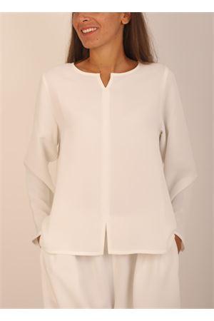 White microfiber t-shirt Laboratorio Capri | 8 | MARICABIANCOLATTE