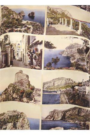 Capri postcards t-shirt  Laboratorio Capri | 8 | MAXITSHIRTCARTOLINE